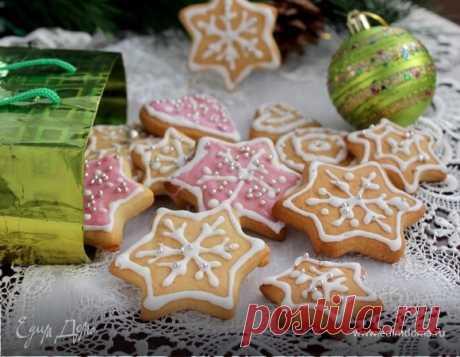 Новогоднее печенье | Официальный сайт кулинарных рецептов Юлии Высоцкой