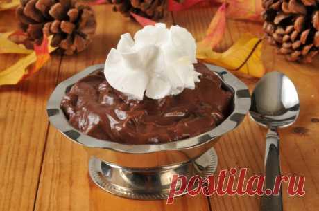 Нежнейший десерт: как приготовить шоколадный мусс | Вкусные рецепты