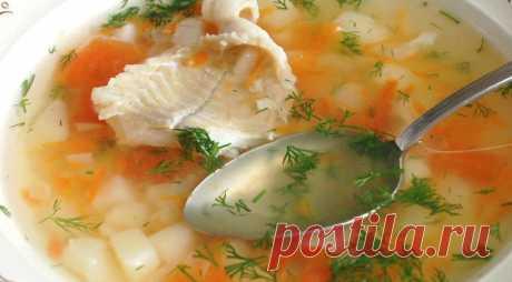 Уха «Ростовская» от Елены Бон, пошаговый рецепт с фото