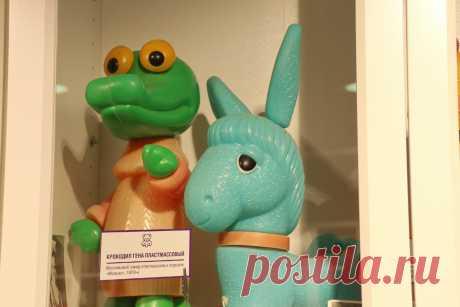 Побывала в Музее советского детства в московском Детском мире: все плохо, но сходить стоит  И что там?