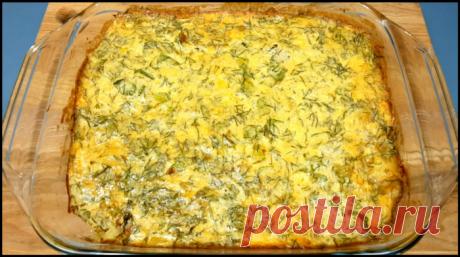 Натираю картофель на терке и в духовку - делюсь интересным способом приготовления вкусного ужина!