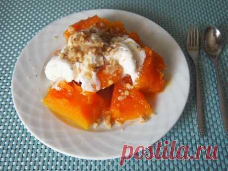 Вы пожалеете, что не готовили так, ТЫКВУ раньше! Лучший рецепт тыквы - БОМБА!!!