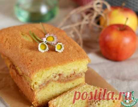 Яблочный пирог с корицей по-югославски – кулинарный рецепт