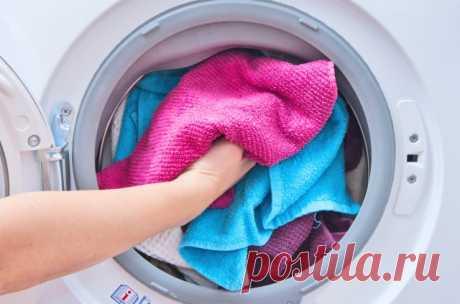 Как загружать белье «стиралку», чтобы она прослужила долго — Полезные советы