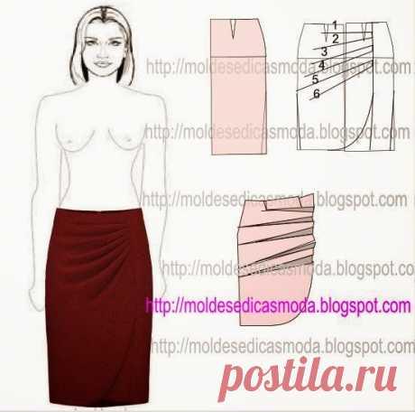 Skirts + pattern (5th part)