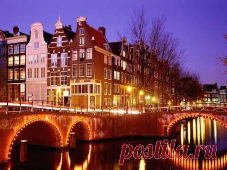Что можно в Амстердаме / Туристический спутник