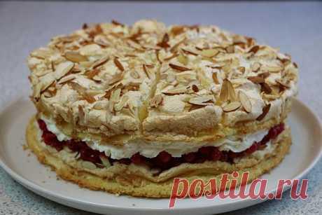Торт «Небесный» (Himmelstorte)