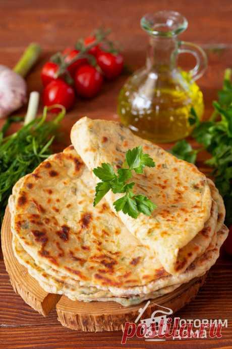 Картофельные ЛЕПЕШКИ с Зеленью ❤️ Постные рецепты | Готовим дома | Яндекс Дзен