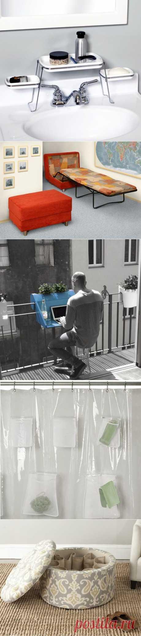 Идеи умного дизайна / Домоседы