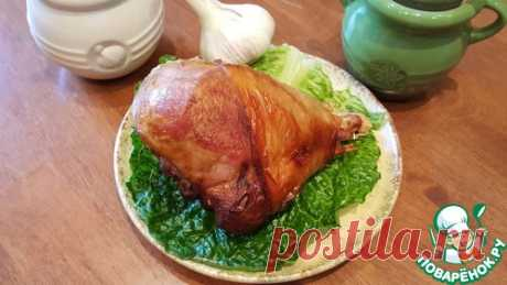 Индюшачья рулька – кулинарный рецепт