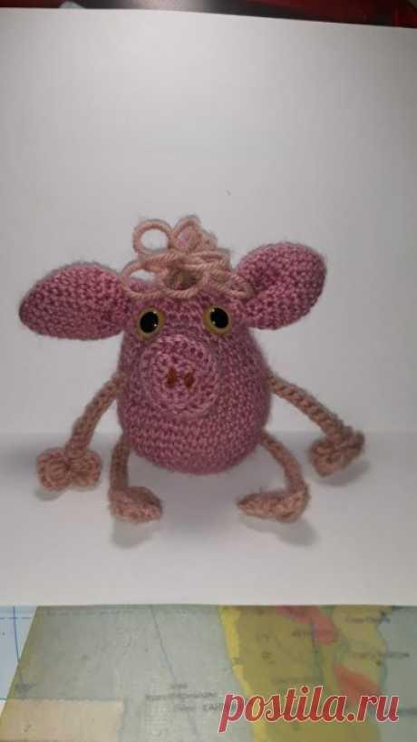 Свинья должна быть розовой!