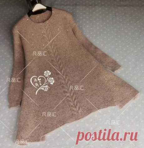 вязаные платки шали палантины вера ханевич простые схемы