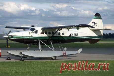 Фото De Havilland Canada (N435B) - FlightAware