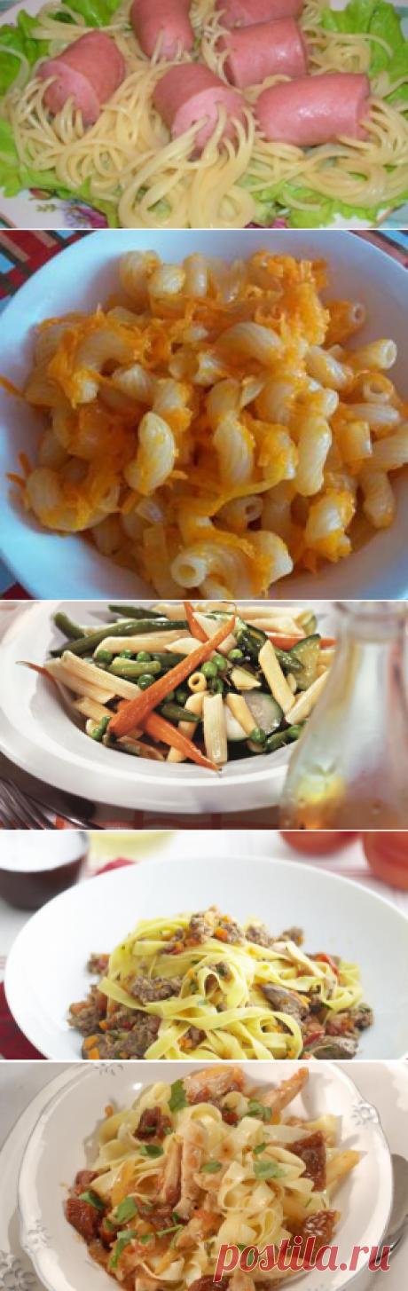 Детские блюда из макаронных изделий на Gastronom.ru