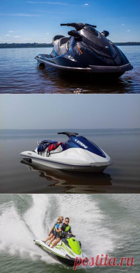 Технические характеристики гидроцикла «Yamaha VX 1100» и отзывы 2019