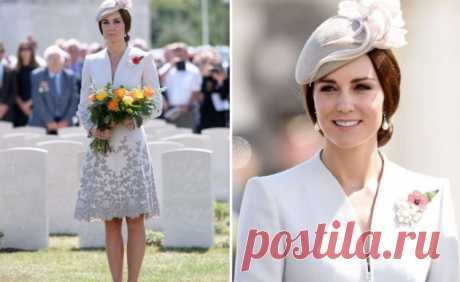 Catherine Middleton's style: 20 effective images