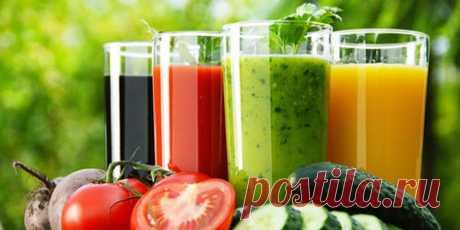 Выведи токсины с этой невероятной 48-часовой диетой