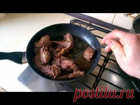 Как приготовить зайца вкусно дома - Заяц рецепты приготовления