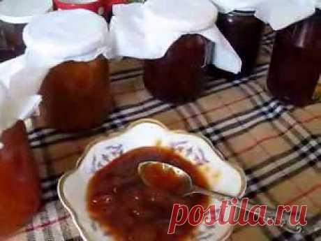 ▶ Домашние заготовки. Варенье. Как приготовить варенье из плодов и ягод. - YouTube