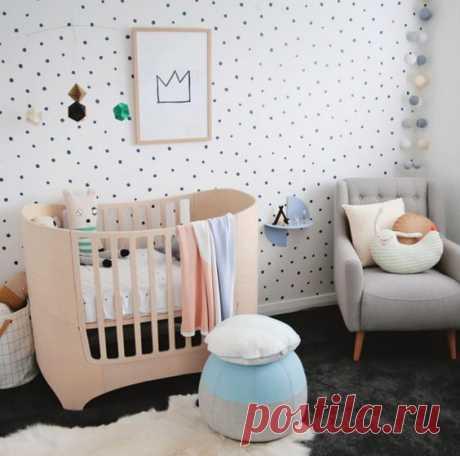 25 дизайнерских идей, которые сделают детскую комнату уютной и практичной