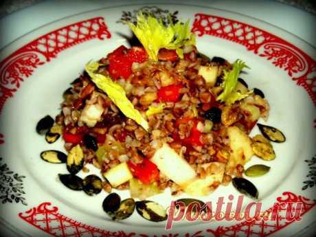 (+1) сообщ - Салат гречневый | Любимые рецепты