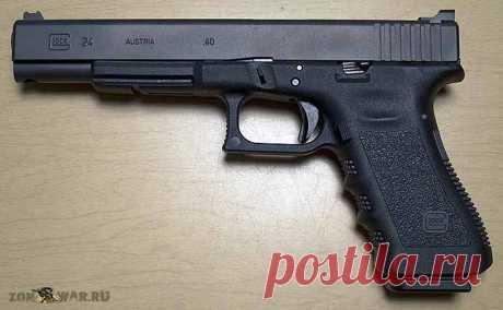 Пистолет Glock 24
