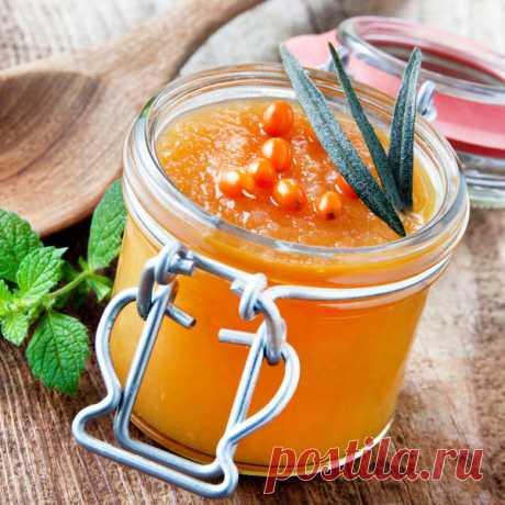 Облепиха: полезные и вкусные рецепты заготовок облепихи на зиму