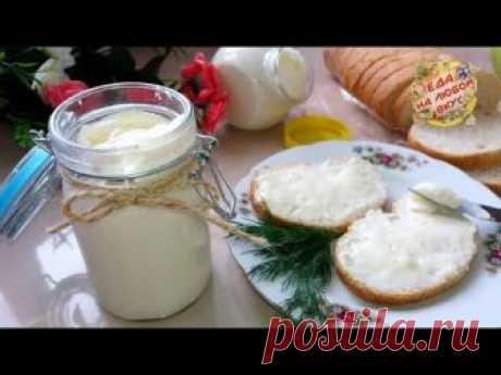 Плавленый сыр за 10 минут рецепт с фото