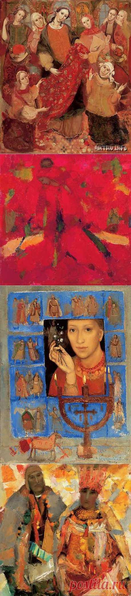 Работы художницы Екатерина Косьяненко - Галерея искусств - Для души - Статьи - Школа радости