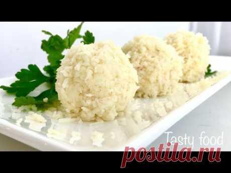 Сырный Салат с Нежной Крабовой Начинкой! Оригинально и Вкусно!