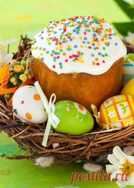 Easter Easter cake in the bread machine – simple recipes