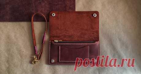 Tracker wallet