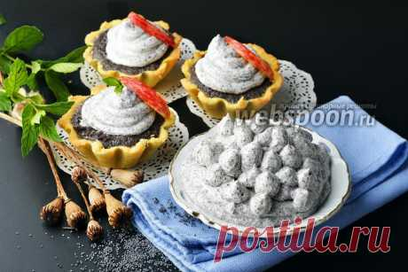 Сметанно-маковый крем рецепт с фото, как приготовить на Webspoon.ru