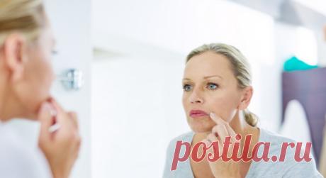 Признаки нехватки витаминов, которые проявляются на лице / Будьте здоровы