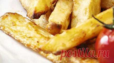 Жареный картофель по-французски   Журнал Домашний очаг(***)