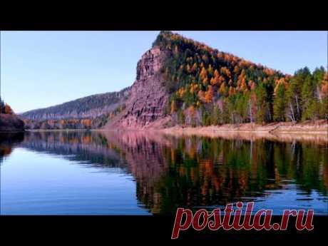 Реченька мать 💢 Стихи Лидии Тагановой на фоне красивой музыки