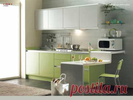 Идеи для кухни. Обеденный стол
