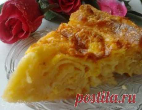 Милина-болгарское блюдо. Ингредиенты: кефир, яйца куриные, соль