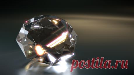 Пять интересных фактов об алмазах | ПЯТЫЙ ЭЛЕМЕНТ | Яндекс Дзен