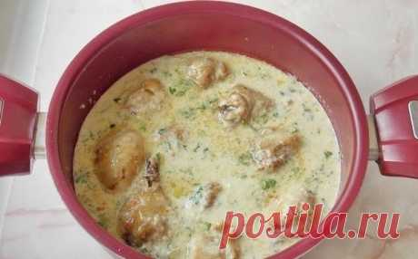 Гедлибже- вкусное и сытное блюдо кабардинской кухни