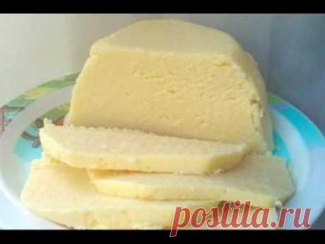 Домашний сыр из кефира и молока Этот продукт я просто обожаю! Могу его есть в любое время и сочетать с абсолютно разными ингредиентами! Читайте, как приготовить домашний сыр из кефира и мол...