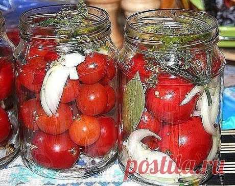 САХАРНЫЕ ПОМИДОРКИ  Получается примерно 6 банок по 800 гр:  — небольшие спелые помидоры (не черри) Показать полностью…
