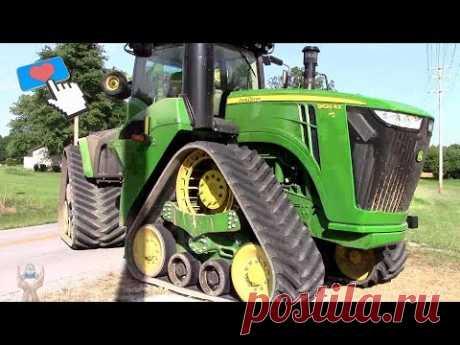 Удивительные Сельхозмашины, Техника и Самоделки ☯ 13 ☯ Agro Machines, Machinery and Homemade ☯ Made - YouTube