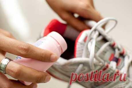 6 трюков, с которыми ты забудешь о проблеме неприятного запаха из обуви