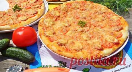 «Улётная» пицца — Фактор Вкуса