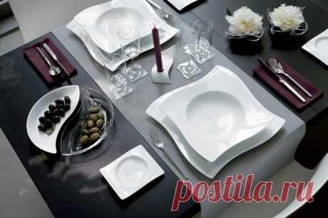 Дизайнерская посуда для ресторановХозяйка