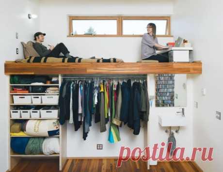 Превосходные идеи для небольших комнат — Роскошь и уют