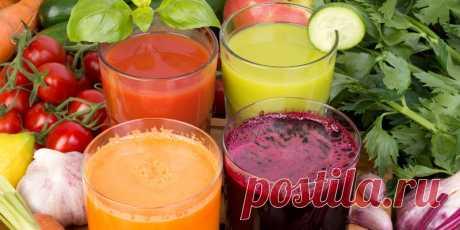 4 сока, богатых антиоксидантами, которые мгновенно усиливают ваше умственные способности! - Стильные советы