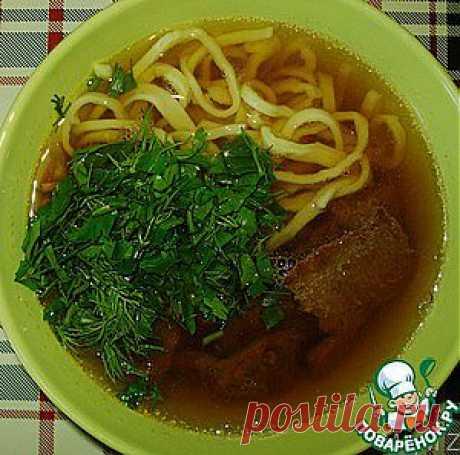 House Ramen - the culinary recipe