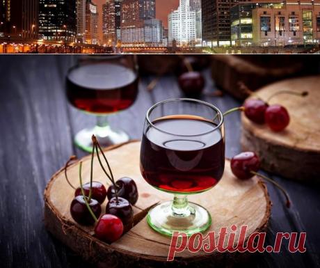 Домашнее вино, настойки, наливки из ягод и плодов — Блог Три и ночка